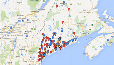 Nonprofits that PCs for Maine has helped